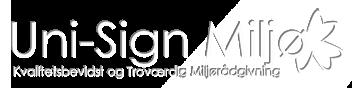 http://www.miljo.uni-sign.dk